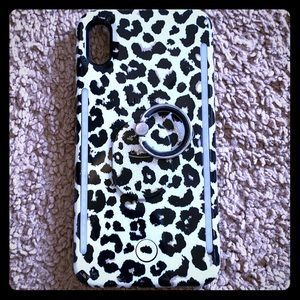 Lumee case leopard iPhone iPhone 10 max